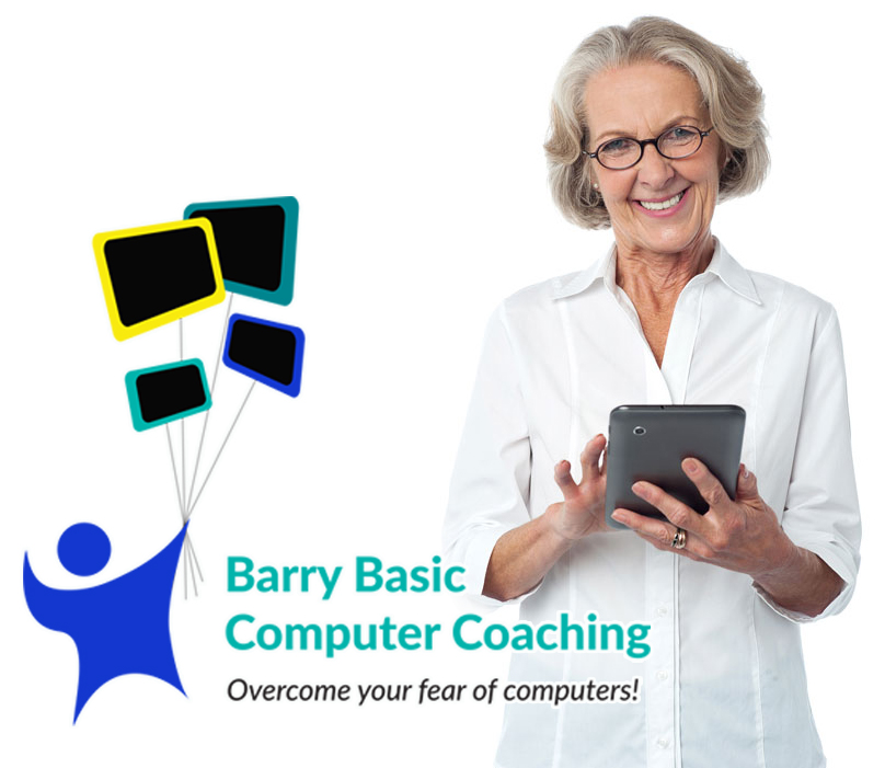 Barry Basic Computer Coaching